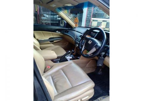 2008 Honda Accord 2.4 VTi-L Sedan Mulus dan Terawat