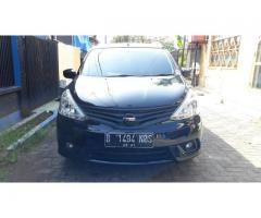 Nissan Grand Livina XV 2016 AT Irit
