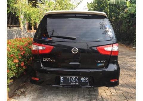 Nissan Grand Livina XV 2016 AT Irit