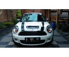 Mini Cooper S Turbo Matic 2007 Responsif Istimewa