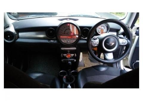 Mini Cooper S Turbo Matic 2007 Responsif Istimewa