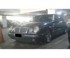 Mercedes Benz E230 W210 Automatik 1998 New Eyes.