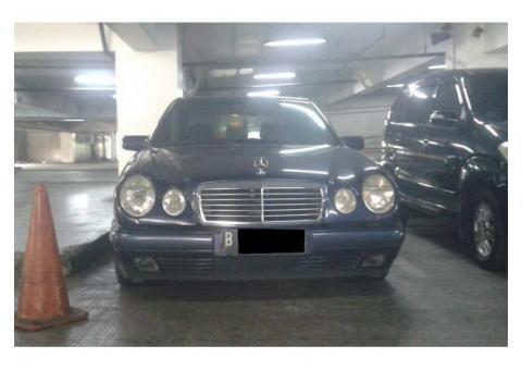 Mercedes Benz E230 W210 Automatik 1998 New Eyes.