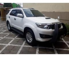 Toyota Fortuner 2.5 VNT Turbo Diesel Low KM