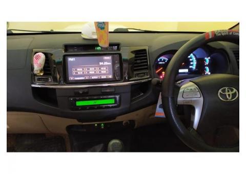 Toyota Fortuner 2.5 VNT Turbo Diesel Low KM