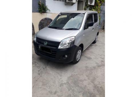 Suzuki karimun wagon R GA standar manual th 2014 abu2 met