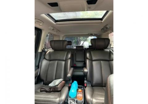 Jual Nissan Elgrand 3.5 HWS 2013 (PAKAI 2014)