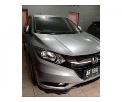 Honda HRV E Matic 2017
