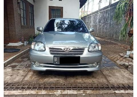 Hyundai Avega Tipe GX Transmisi Manual Tdp6