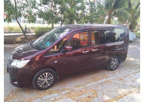 Jual Murah Nissan Serena 2013 Type X