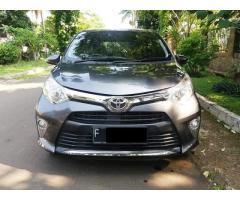 Toyota Calya G AT 2017 Plat F Kab Bgr Cibinong
