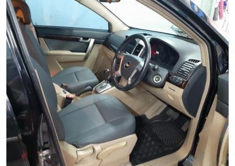 Chevrolet Captiva 2.0 2011 Tangan Pertama Dari Baru