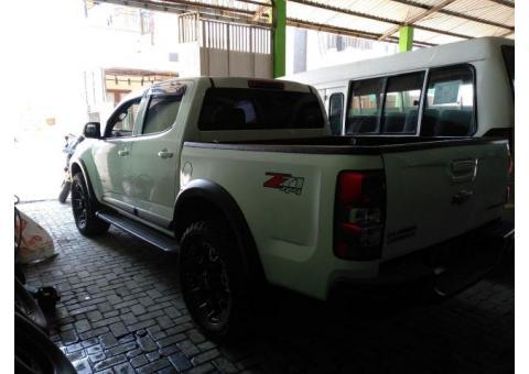 Colorado LT 4x4 Manual Diesel 2012