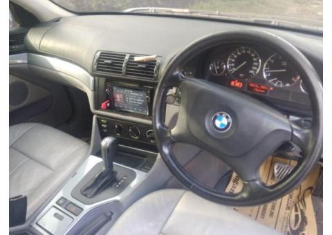 BMW 520i 2003 E39 AT Istimewa