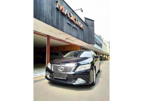 Toyota Camry 2.5 V nik 2013 Super perfect terawat