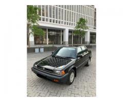 Honda Civic Wonder 1986 sedan