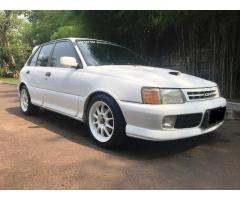 Toyota Starlet 92' ep81 convert GT