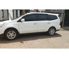 Jual cepat BU mobil Grand Livina type 1.5 XV thn 2013 M/T