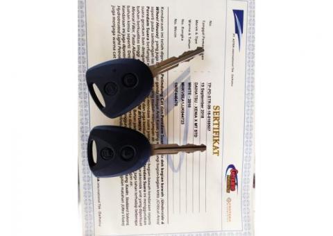 Daihatsu Xenia 1.3 X MT 2018 Istimewa Siap Pakai