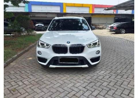BMW X1 sDrive18i xLine Th 2017 White