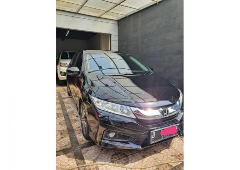 Honda City 1.5 E CVT 2016 Istimewa