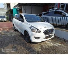 Datsun Go+ Panca 2015 warna putih Istimewa