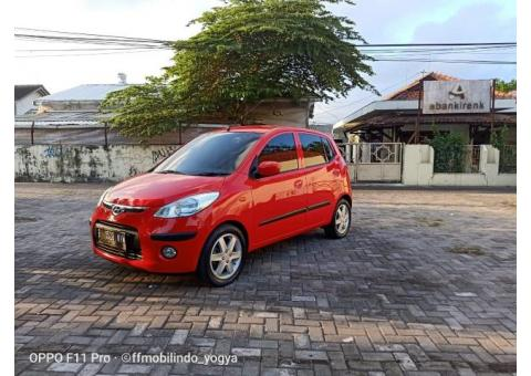 Hyundai I10 2010 Matic Terawat