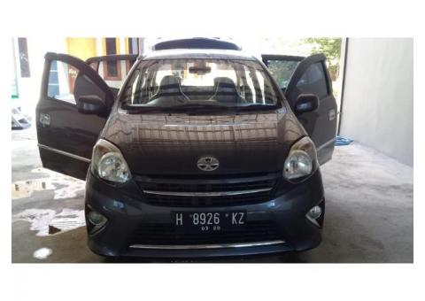 Toyota Agya G MT 2015 Istimewa Termurah Se Jateng