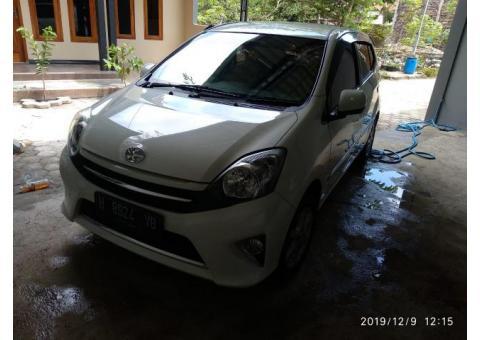 Toyota Agya G Matic 2017 Istimewa Termurah