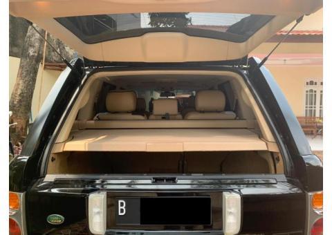 Range Rover Evogue Th 2005 Tgn1 Hitam
