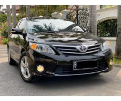 Toyota Altis 1.8 G 2012 ISTIMEWA