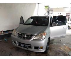 Toyota Avanza 1.3 G Matic Istimewa