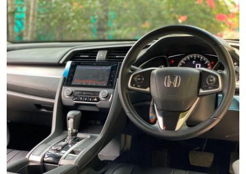 Honda civic 1.5 ES Turbo Tahun 2016 Service Record