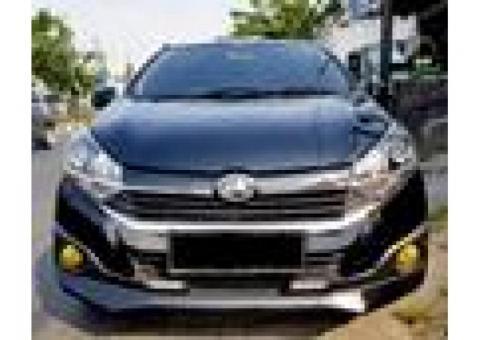 Dijaul Daihatsu Ayla type R 1.2 th 2018 dengan harga meriah