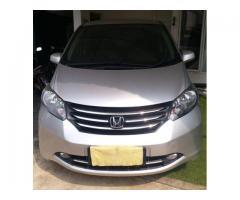 Honda Freed 2010 Terawat Istimewa