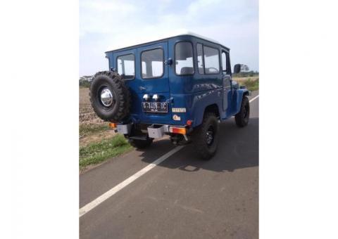 Hardtop Asli Diesel 1983