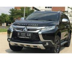 Mitsubishi Pajero Super Exceed A/T (2018)NEGO