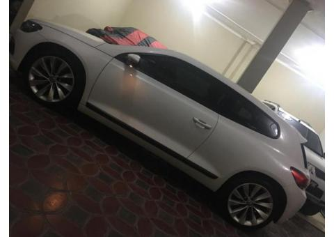 VW Scirocco TSI 1.4 2014
