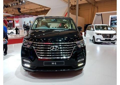 Promo Hyundai H-1 Elegance, Diskon Akhir Tahun, DP 0% atau Bunga 0%