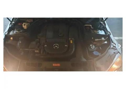 Mercedes Benz C200 CGI 2011