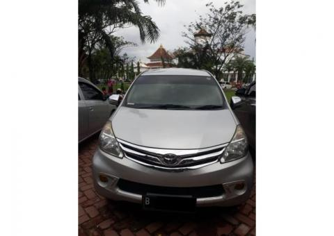 For sale: Toyota Avanza G Manual 2014