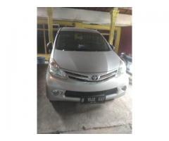 Toyota Avanza G manual 2012/2013