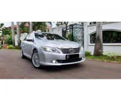 Toyota Camry 2.5V Tahun 2013 With Eco Drive