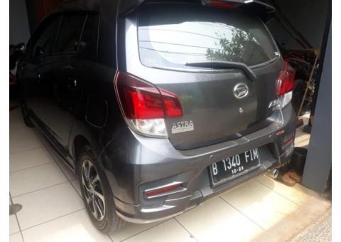 Dijual Mobil Ayla 1.2 LR MT DLX Th 2018