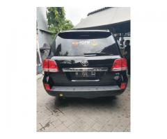 Land Cruiser UK V8 2011 Antik KM 9RB