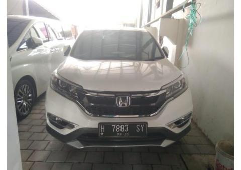Honda CRV 2.4 Prestige 2015