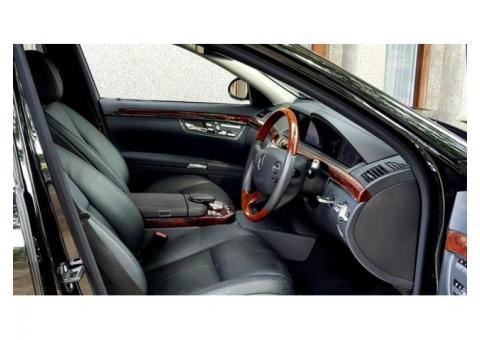 S 500 L AMG Th 2007