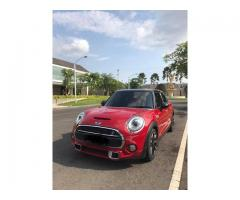 Mini Cooper S Turbo 2.0 2018