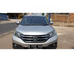 Honda crv prestige 2,4 at tahun 2013