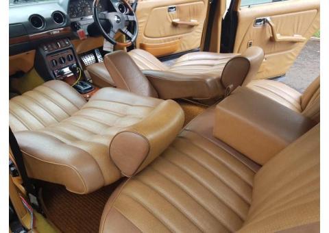 Mercedez benz mercy Tiger 280E 1985 Automatic Sehat Sentosa
